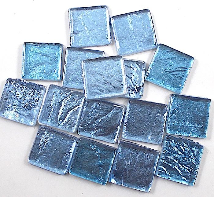 Metallic Foil 15x15x3