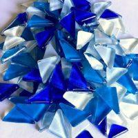 aqua triangle
