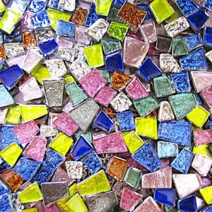Glass Mosaic GEM / STN Trapezoids